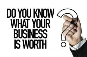 do you know what your business is worth